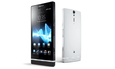xperia s black white 45degree android smartphone 940x529 - Review: Sony Xperia S