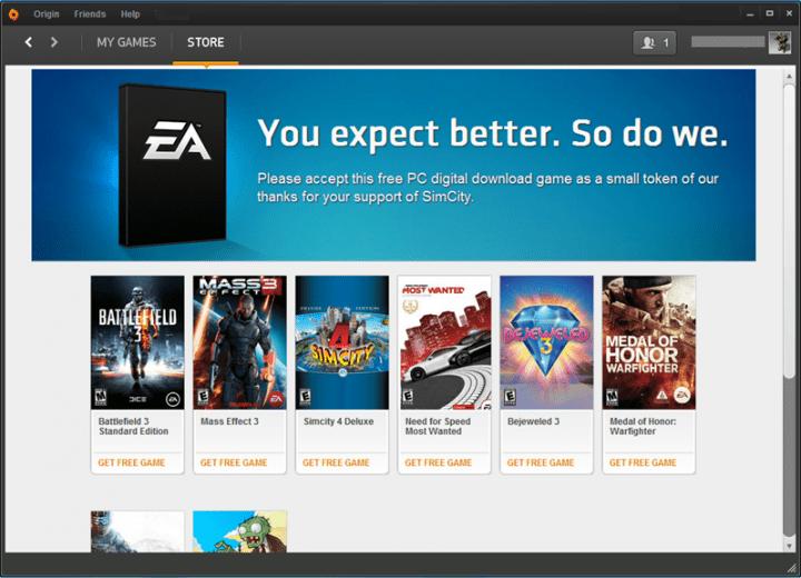 EA Free Game 2