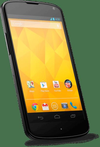 "Nexus 4 o smartphone Google LG com Android puro - Nexus 4: Google e LG anunciam chegada do smartphone com Android ""puro"" ao Brasil"