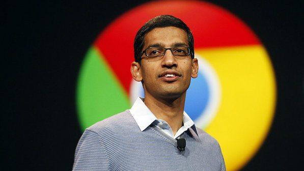 Sundar Pichai - Andy Rubin sai do time do Android, Sundar Pichai é o novo líder