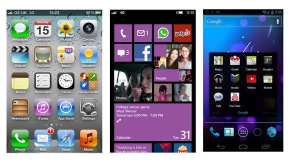 Windows Phone 8 vs Android - Os 7 erros do Windows Phone 8