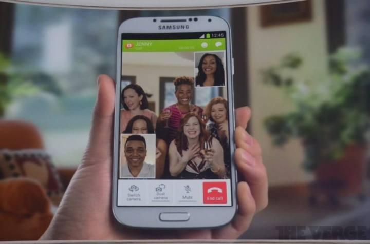 s4 720x476 - Samsung lança video sobre o Galaxy S4