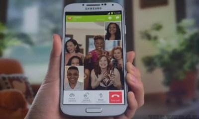 s4a - Samsung lança video sobre o Galaxy S4