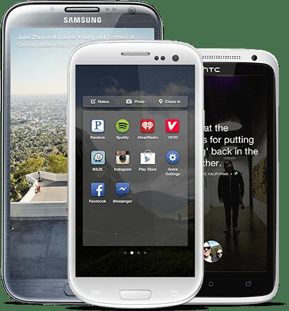 Android Galaxy S3 Facebook Home - Vazaram os arquivos de instalação do Facebook Home