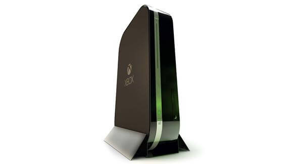 Xbox mockup