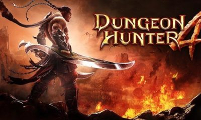 dungenon hunter - Gameloft lança Dungeon Hunter 4 na Play Store