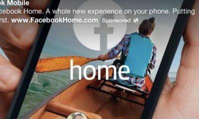facebook home head - Primeiras impressões do Facebook Home