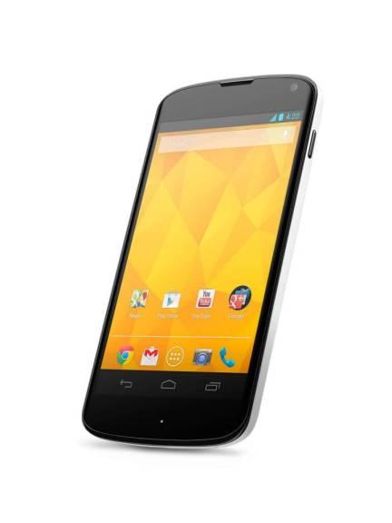 NEXUS 4 LG Branco White 720x960 - Nexus Swan deve ser lançado amanhã (Nexus 4 branco)