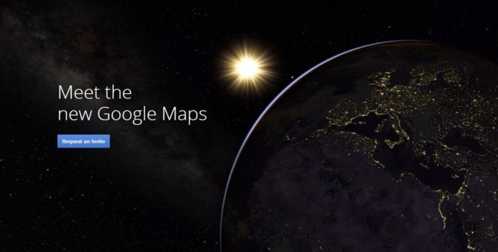New Novo Google Maps Google IO 2013