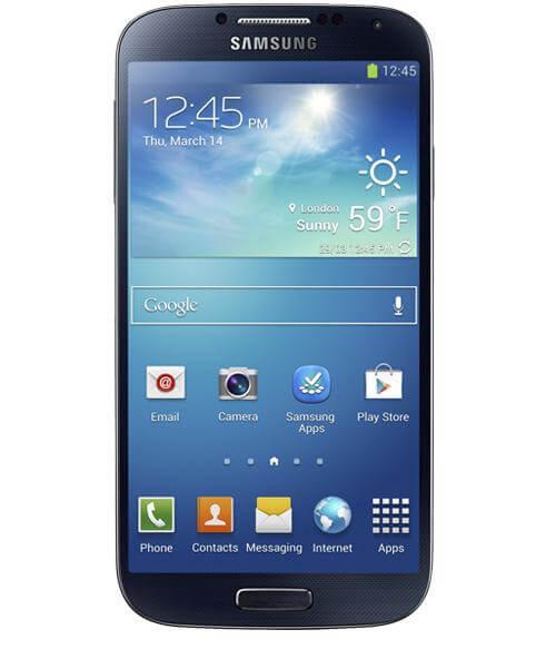 Samsung Galaxy S4 Google Edition AOSP