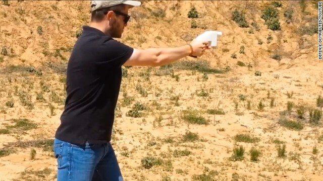The Liberator - The Liberator: a primeira pistola feita por uma impressora 3D