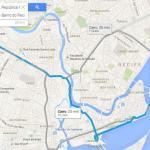 direção - Preview: Testamos o Novo Google Maps
