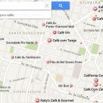 explorar cafés - Preview: Testamos o Novo Google Maps
