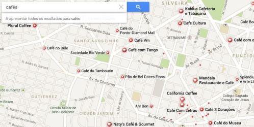 Cafés em Belo Horizonte