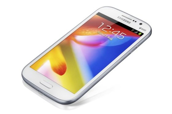 galaxy grand duos - Review: smartphone Samsung Galaxy Gran Duos (GT-i9082L) dual chip