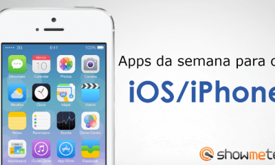 Apps da Semana iOS iPhone2 - Apps favoritos do Leitor: Bruno Terto (iOS)