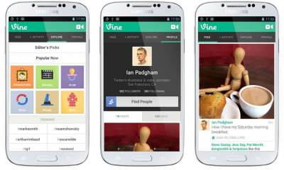 android1 - Vine para Android chega à Google Play