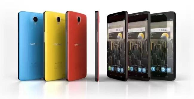 Alcatel Idol X - Alcatel One Touch apresenta tablet e 3 smartphones para o Brasil