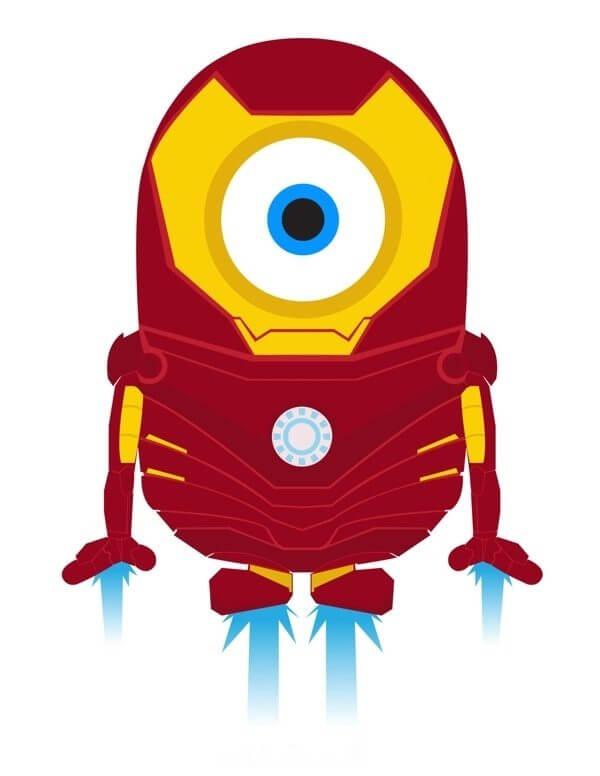 Minion ironman