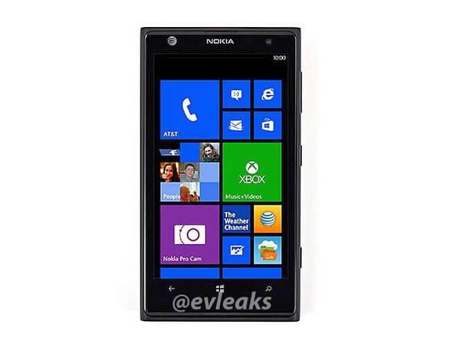 Nokia 909 2 - Vazam imagens do Nokia 909, o Windows Phone com câmera de 41 MP