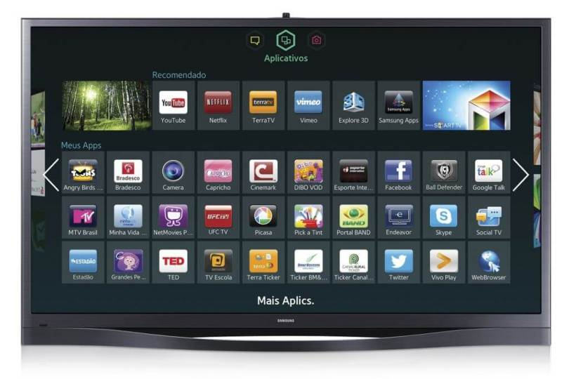 Smart TV Samsung Plasma F8500_(1)