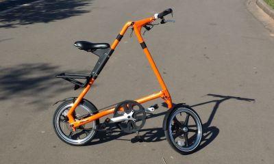 Bicicleta Strida