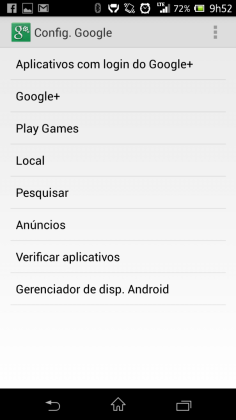 Android Device Manager Gerenciador de Dispositivos 2