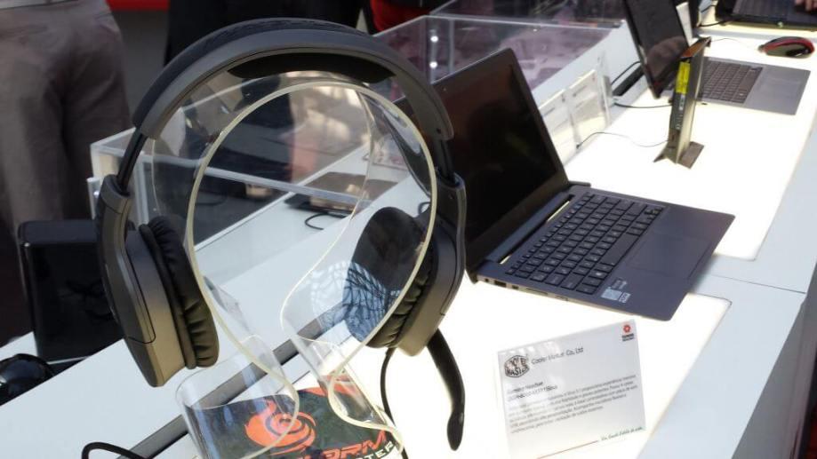 Cooler Master Sirius - Gaming Headset / foto: Henri Karam