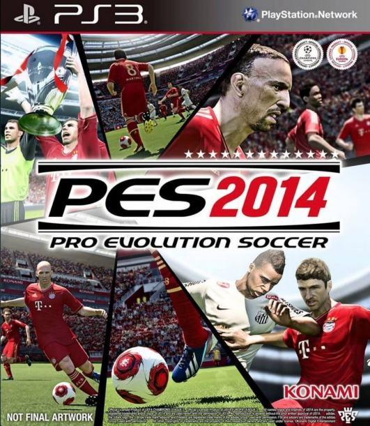 Konami faz pré-venda do Pro Evolution Soccer 2014