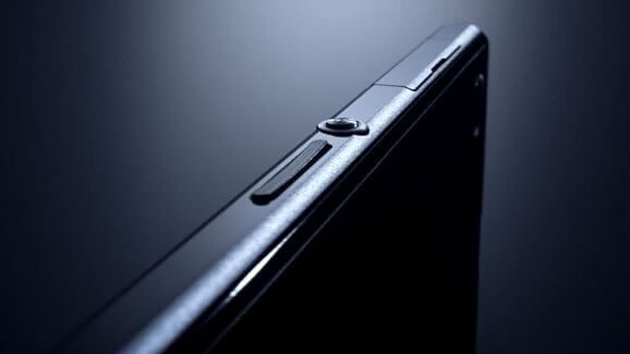 Sony Xperia Z1 Honami lens 2