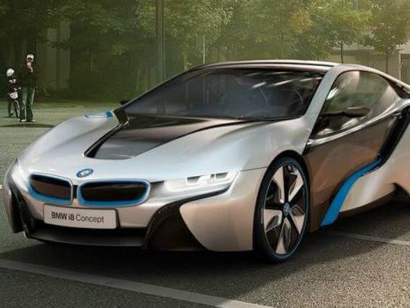 size 590 O híbrido da BMW i8 gorilla glass - Tecnologia Gorilla Glass será utilizada em carro da BMW