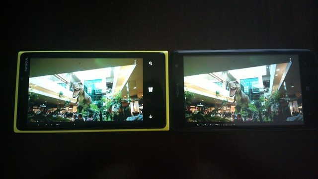 Teste Display Lumia 625