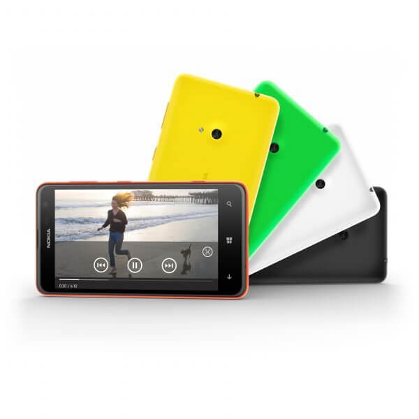 Review Lumia 625