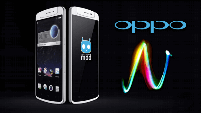 Oppo N1 announcement - Oppo N1 é o smartphone com a ROM CyanogenMod nativa