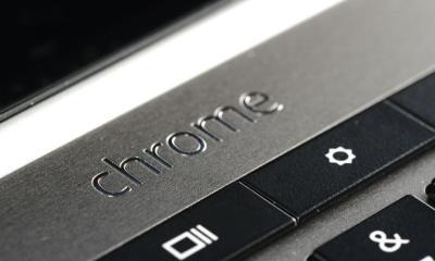 google chromebook pixel logo macro - Aplicativos da Play Store podem estar a caminho dos Chromebooks