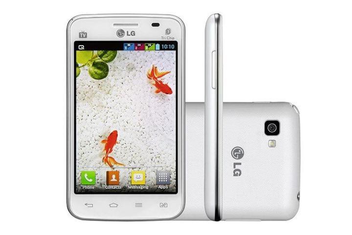 lg1 720x480 - Review: LG Optimus L4 II