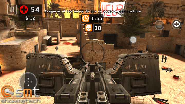 MissãoÁfrica2 720x405 - Game Review: Dead Trigger 2 (Android/iOS)