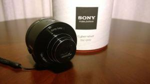 Sony DSC QX10 06 300x168 - Hands-on: Sony DSC-QX10, câmera WiFi para smartphones