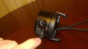 Sony DSC QX10 07 300x168 - Hands-on: Sony DSC-QX10, câmera WiFi para smartphones