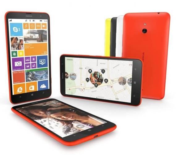 nokia lumia 1320 720x625 - Nokia aposta grande: Lumia 1320 e Lumia 1520