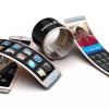 philips fluid oled curved smartphone dinard da mata celular tela curvada 3 - Fluid: um smartphone com tela OLED em forma de bracelete
