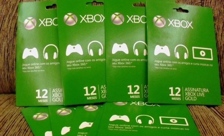 xbox live gold 720x438 - Preço da assinatura Xbox Live Gold aumenta 50% no Brasil