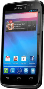 Alcatel One Touch M Pop OT5020E 182 150x300 - Review: smartphone Alcatel One Touch M'Pop (OT 5020E)