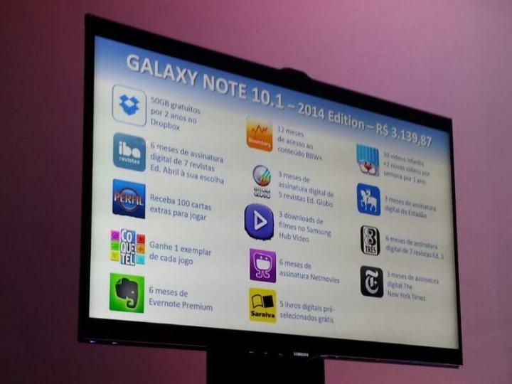 IMG 20131127 WA0028 720x540 - Samsung Brasil cria divisão nacional de conteúdos digitais e serviços
