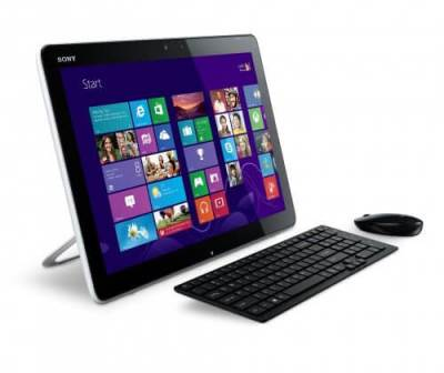 PC All-In-One Tap 20 da Sony