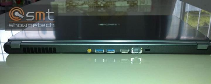 Review Acer M5 Touch Portas 720x288 - Review: Ultrabook Acer M5 Touch