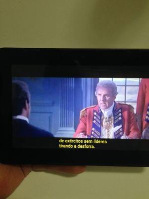 Alcatel OneTouch Evo 7 - Netflix