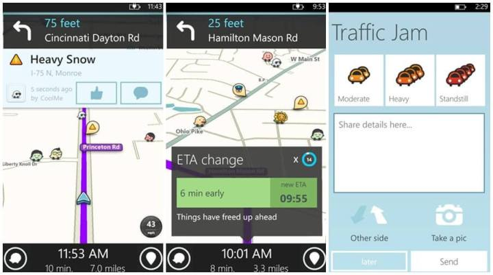 waze windows phone 8 720x401 - Waze lança aplicativo para Windows Phone
