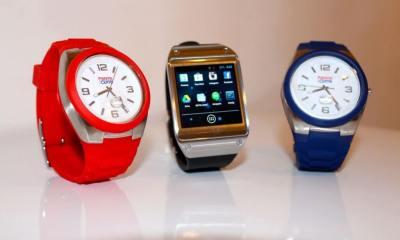 IMG 3971 - Smartwatches facilitam a vida no escritório e até no ônibus