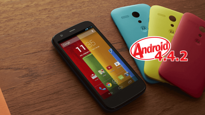 Moto G - Android Kit Kat (ShowMeTech)